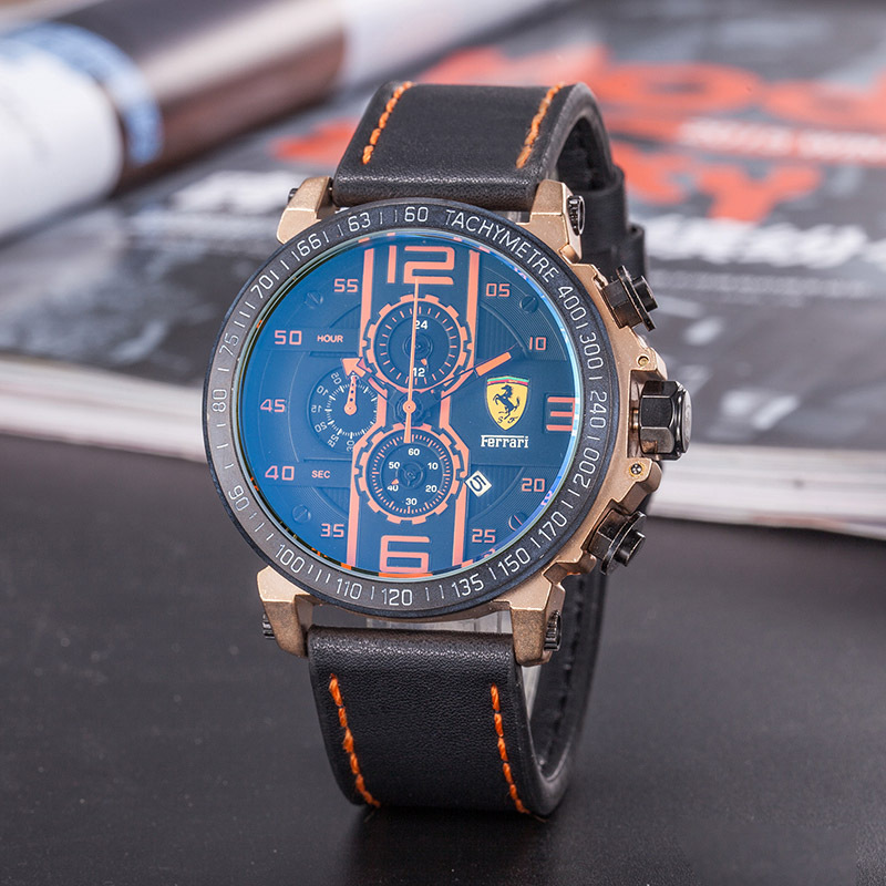 Quartz Wristwatches Men Simple Casual Sport Watch Men