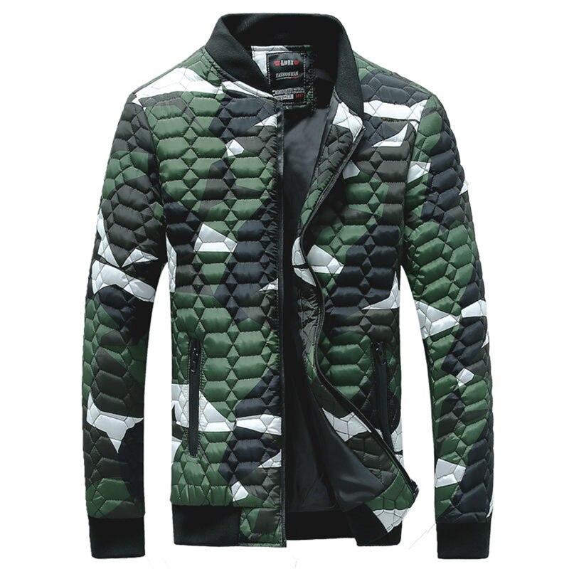 Ejército Camo Color Chaqueta 3 Casual 1 Camuflaje 2 color 2018 Moda Alta color Hombres Otoño J0348 Ropa Militar Parkas Táctico Calidad rZrvPqw