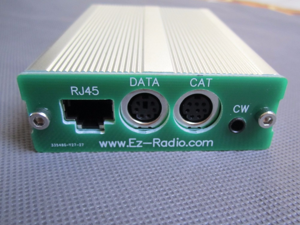 NEW 1PC Digital radio communication connector for Ez Radio DATABOX YAESU FT 817 857 897