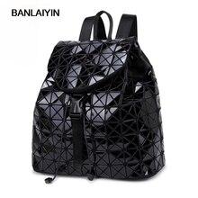 Красивые модные рюкзаки для школы для девочек-подростков известный бренд леди рюкзак путешествия женщин кожаные сумки черный, белый цвет Повседневная Mochila