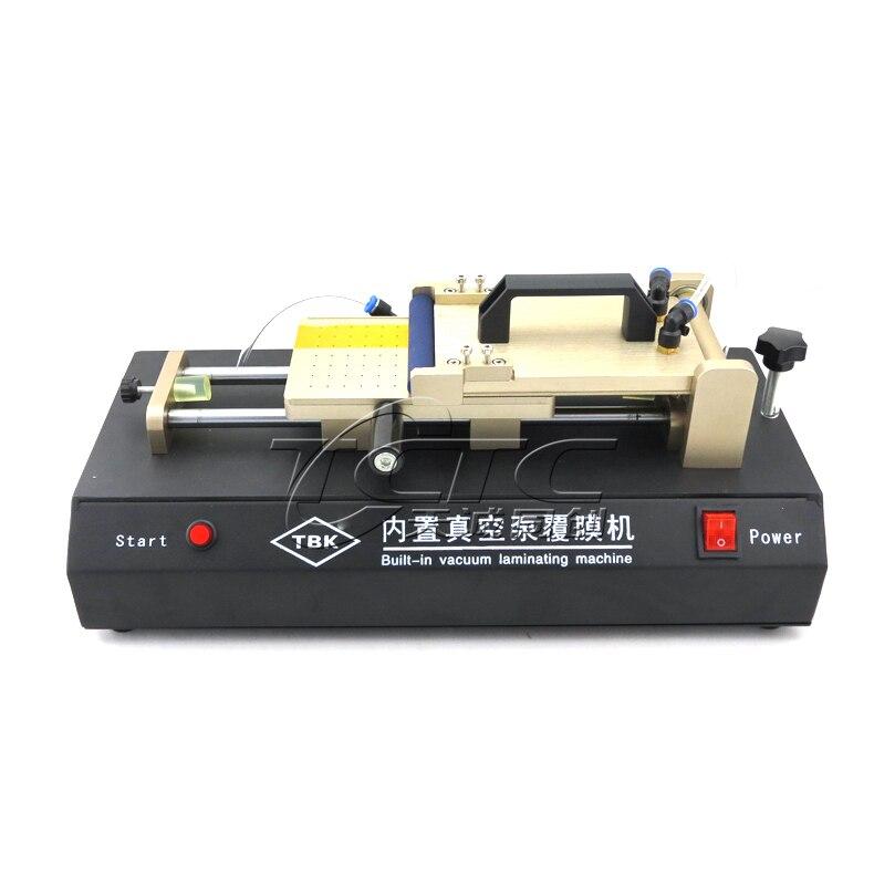 Built - in vacuum pump OCA laminating machine dry laminating machine universal universal film 110v 220v built in vacuum pump universal oca film laminating machine multi purpose polarizer for lcd film oca laminator