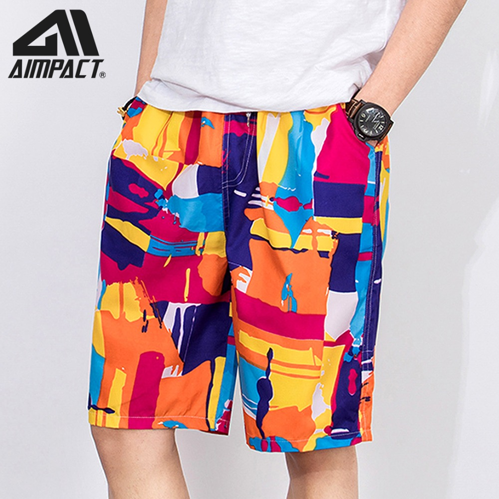 Fashion Swim Trunks for Men Summer Quick Dry Surfing Beach Swimming   Board     Shorts   Holiday Running Casual Hybrid   Shorts   AM2102