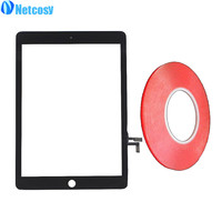 Netcosy Touch Screen Digitizer Panel Glass For Ipad Air A1474 A1475 A1476 A1822 A1822 A1823 TouchScreen