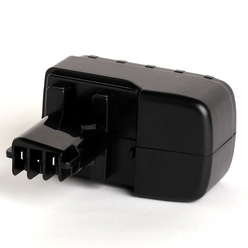 15.6V 3000mAh Batterie type METABO 6.31749 Ni-MH