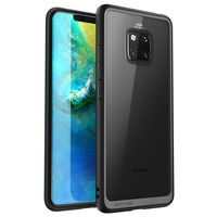 SUPCASE For Huawei Mate 20 Pro Case LYA-L29 2018 UB Style Anti-knock Premium Hybrid Protective TPU Bumper + PC Clear Back Cover
