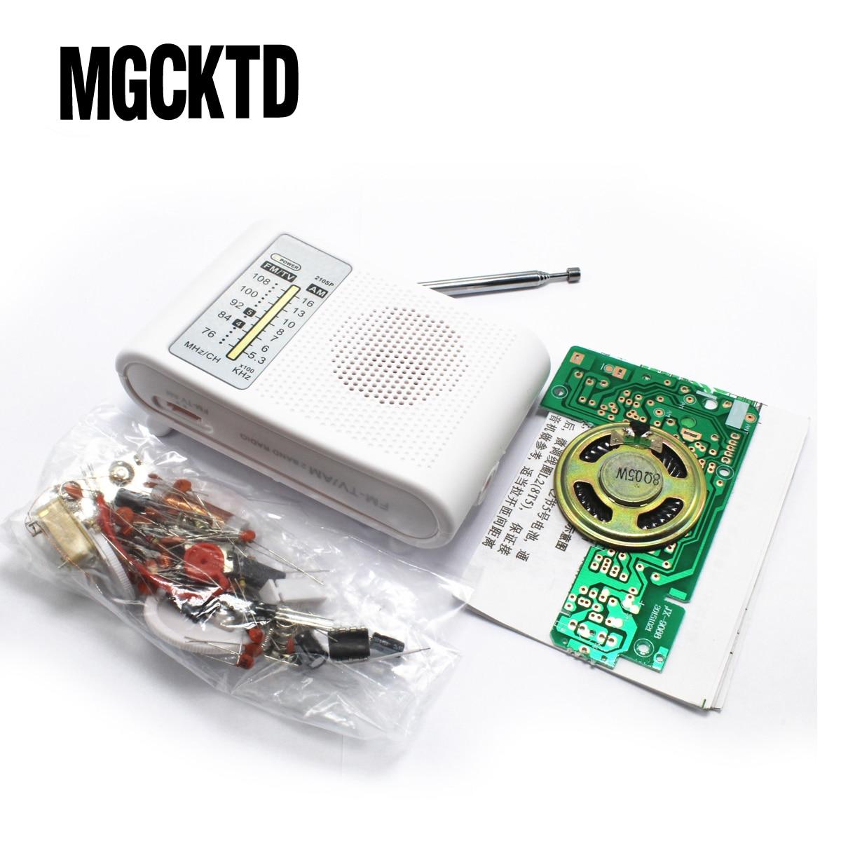 AM/FM стерео AM комплект радио/DIY CF210SP электронный Производственный комплект ...