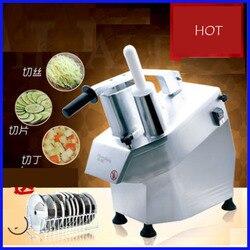 Przemysłowe maszyna krojąca warzywa owoce maszyny do przetwarzania warzyw komercyjnych maszyna do cięcia warzyw