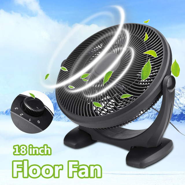 3 Sd Portable Air Cooling 18 20 Inch Fan Electric Floor Fans Natural Wind For Household Bedroom Office Engineering