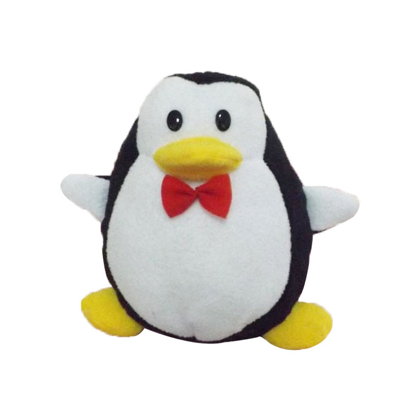 Baby Plush Toys Penguin Cute Baby Feeding Bottle Plush Pouch Covers Nursing Keep Warm Holders Case Brand Cutebaby JHNP2015
