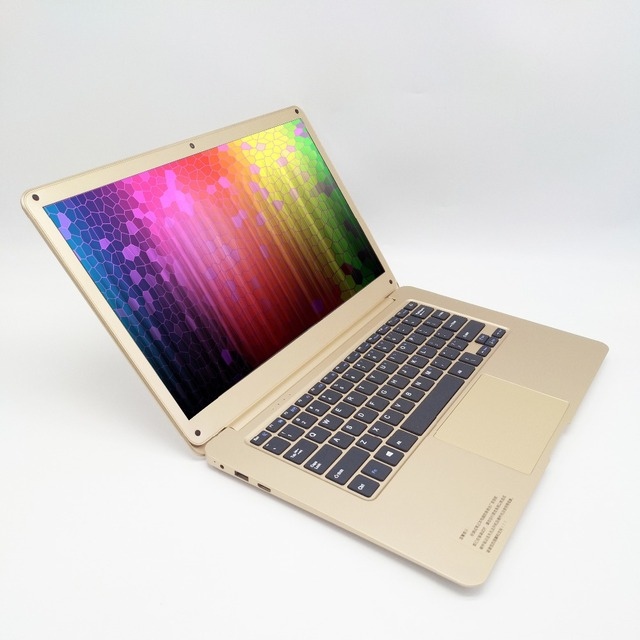 2017 новые 14 дюймов ноутбука Бесплатная доставка, высокое качество Ultrabook 4 ГБ/64 г с Оконные рамы 10, 8000 мАч, Тетрадь предлагаем бесплатную мыши подарки