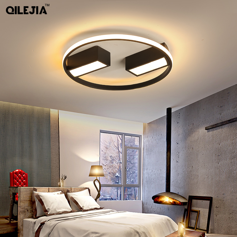 Modern Led Ceiling Light Indoor Lighting for 8 16 square meters Living Room with Remote Control