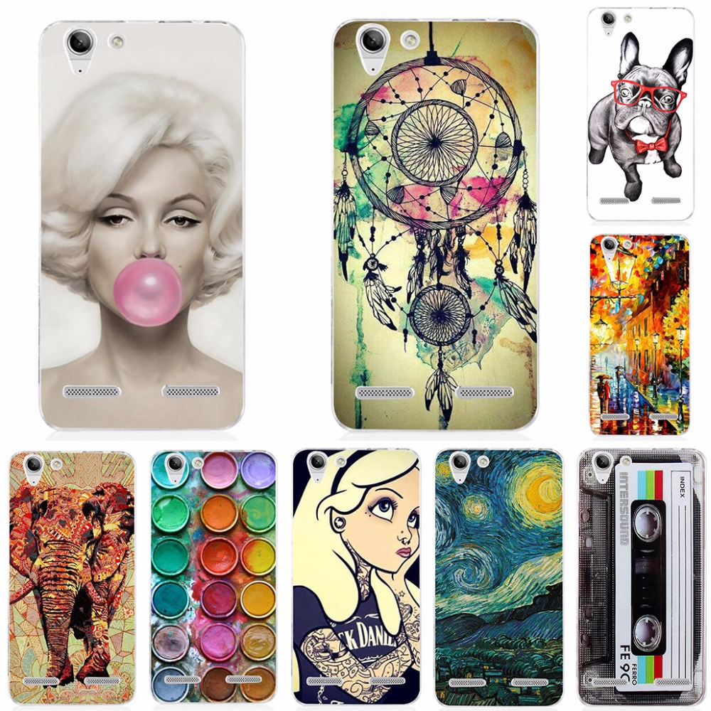 Cover Cases For Lenovo A6020a40 A 6020 A40 A6020a46 Nice Fashion S60 Softcase Soft Jelly Case Silicone Tpu Back Phone A6020