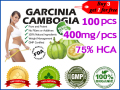 100 pcs for 30 days supply, 100% effective fat burners pure Garcinia Cambogia extracts weight loss (buy 3 get 1 for free)