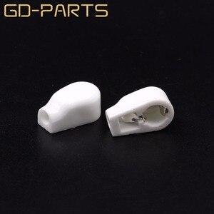 """Image 2 - 10 шт., керамическая крышка для анодных колпачков, 1/4 """", 6,4 мм, крышка для винтажного усилителя el501, EF37, для DIY"""