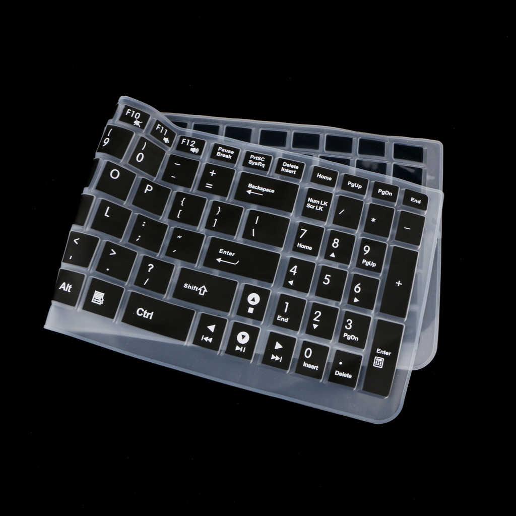 Силиконовый водонепроницаемый чехол для клавиатуры ноутбука для ноутбуков Asus компьютерная клавиатура протектор наклейки, клейкая основа пленка аксессуары для ноутбуков