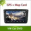 Bosion 2DIN 8 дюймов dvd-плеер автомобиля радио GPS для VW GOLF VI GOLF V поло T5 SCIROCCO копать сенсорный управление рулевого колеса, стерео, usb, BT