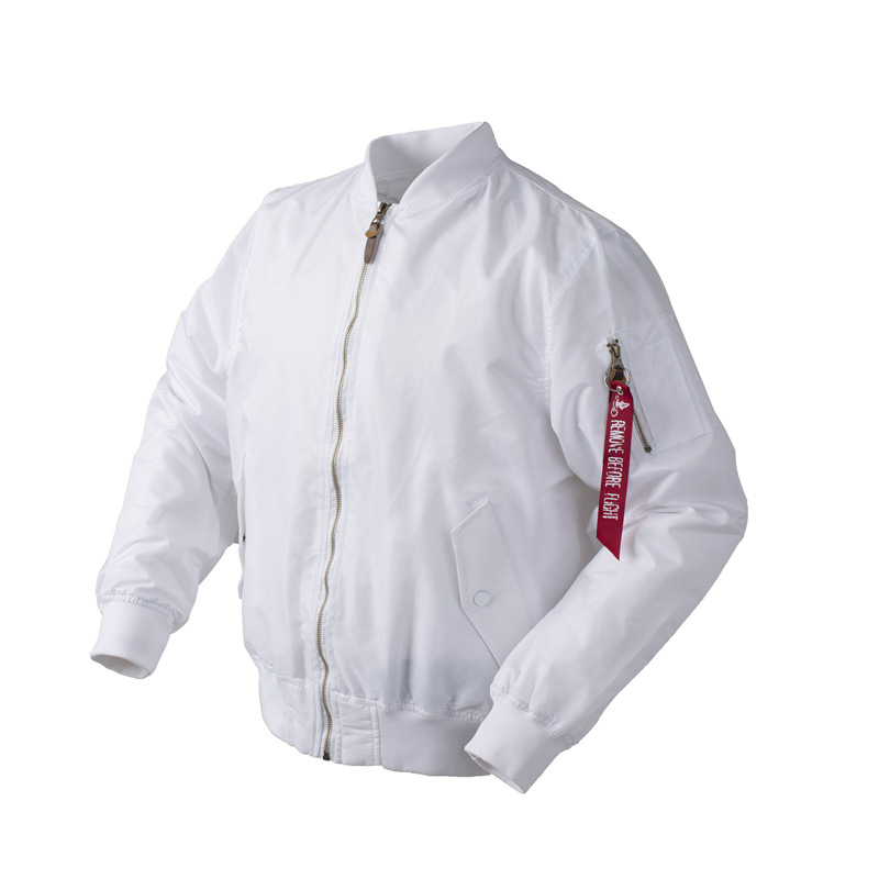 Hip Hop Jacket Mens military Waterproof and Windproof  Jackets and Coats White Fashion Windbreaker Jacket  Streetwear 2018 New