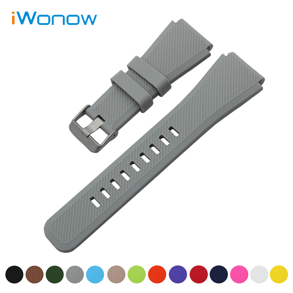 21mm 22mm quick release silicone rubber watchband universal watch band wrist strap stainless steel buckle belt bracelet black Silicone Rubber Watch Band 21mm 22mm for Timex Weekender Expedition Quick Release Strap Stainless Steel Buckle Wrist Bracelet