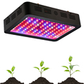 BOSSLED 300W Full Spectrum LED Grow light White Panel For Medical Flower Plants Vegetative and Flowering Stage Plants LED Light