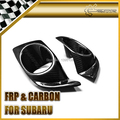 Car-styling For Subar BL BP 2004-2008 Legacy Carbon Fiber Front Fog Light Cover In Stock