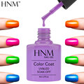 HNM 1pcs UV Gel Nail Polish Long-lasting 8ml Soak off Gel Polish LED UV Lamp Gel Lak Lacquer DIY Art Vernis Semi Permanent