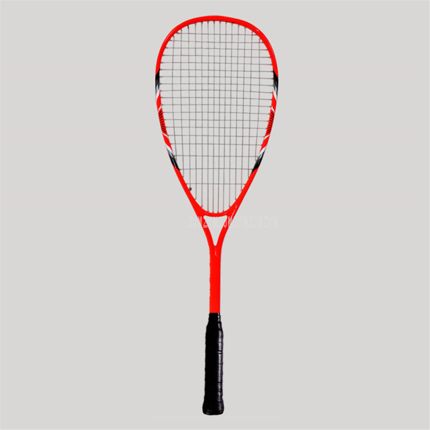 Squash-Racket String Training with FCSQ-01 Beginner Carbon-Fiber Lightweight Professional