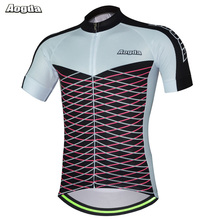 2017 Hot Aogda Pro Team Cycling Jersey Bike Clothing Ropa Ciclismo Breathable Short Sleeve 100%Polyester cycling clothing