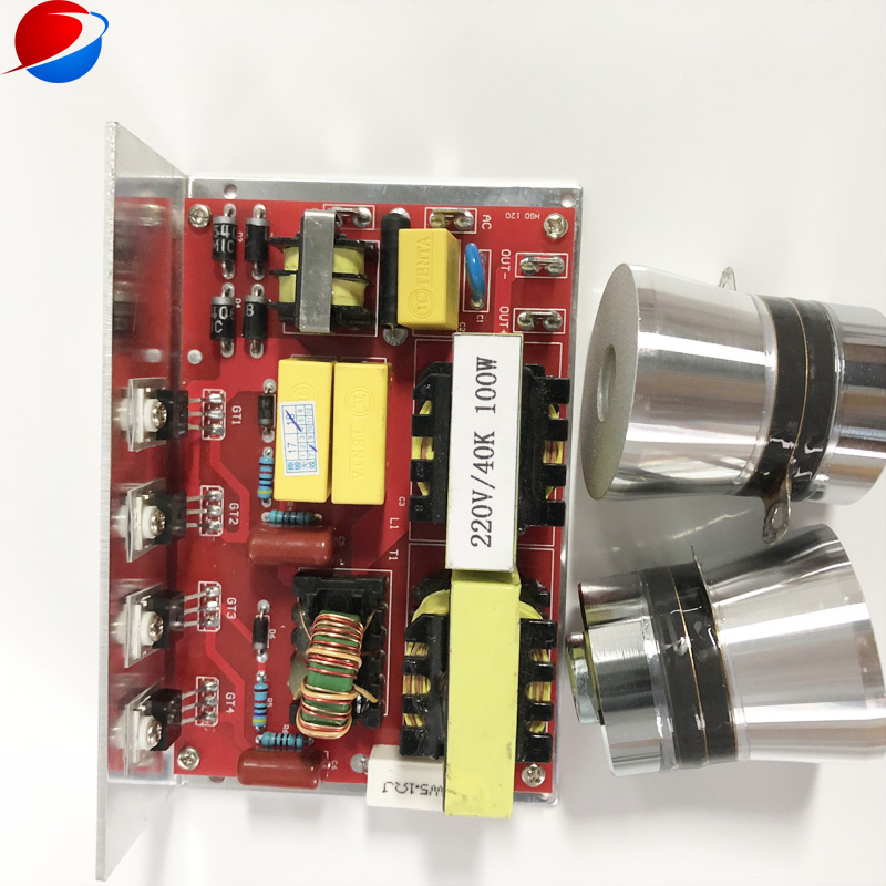 High Performance 100W Industrial Ultrasonic Cleaning Transducer Driver Circuit/ultrasound Generator Circuit PCB