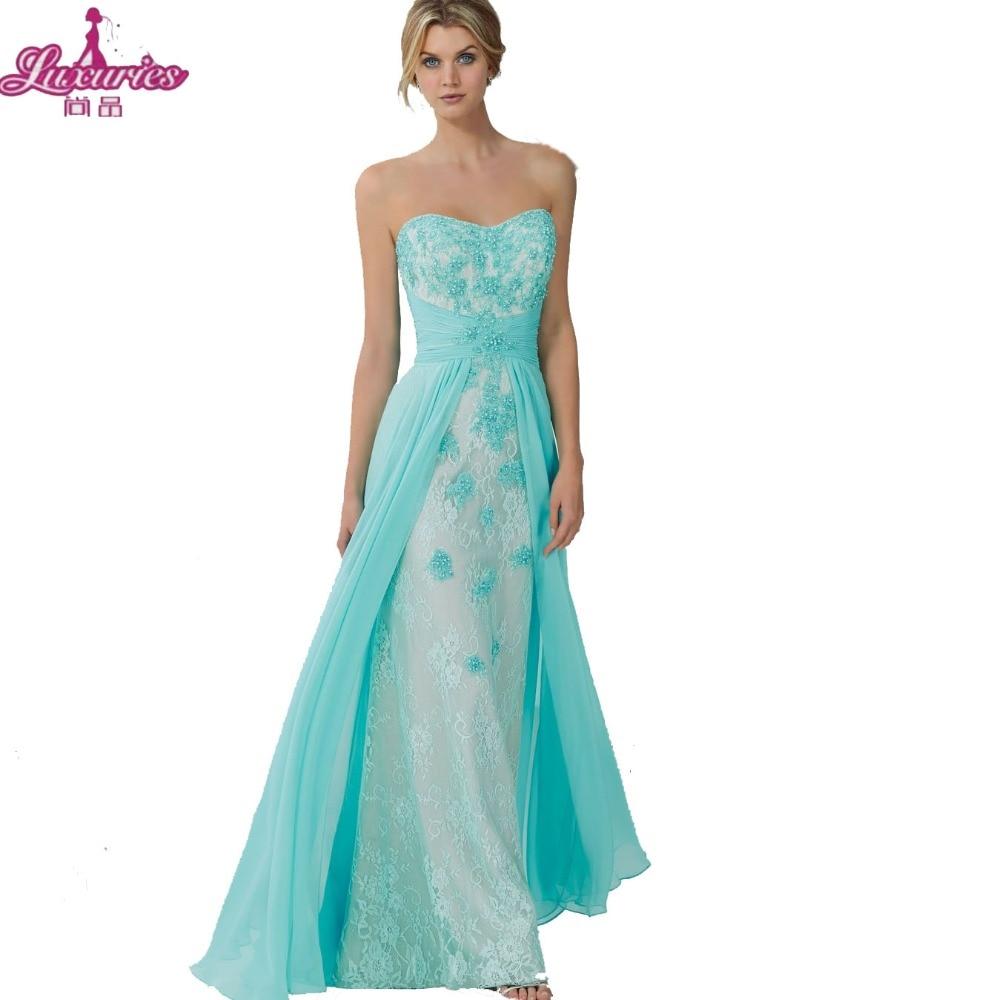 Online Get Cheap 2015 Turquoise Chiffon Dress -Aliexpress.com ...