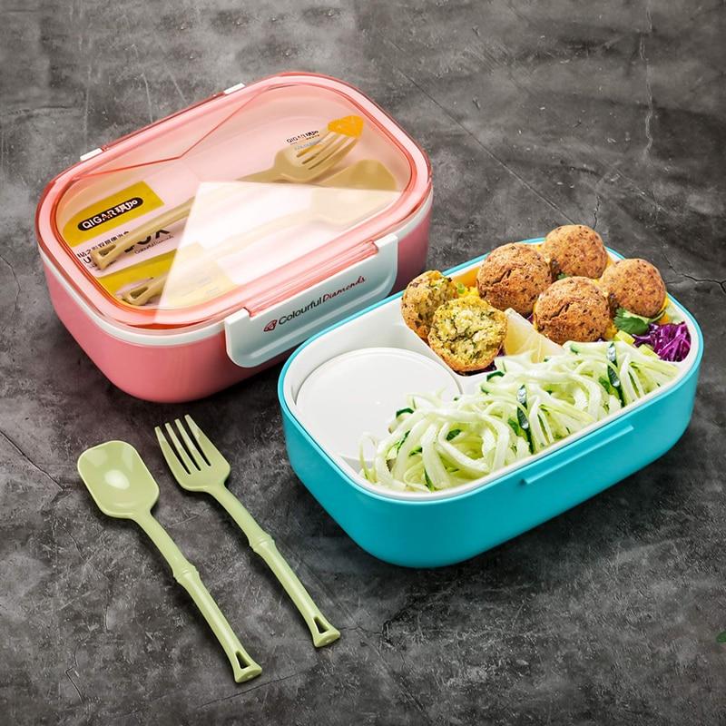 ONEUP Diamond Lunch Box Eco Friendly Bento Box