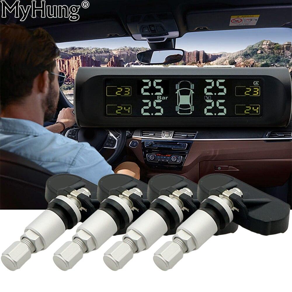 Alarm monitora tlaka u gumama za sunce u sustavu TPMS Zaslon sustava - Automobilska Elektronika