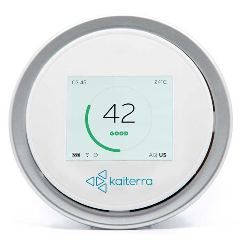 2017 New 2nd generation Smart Air Quality Monitor, Laser Egg, highly sensitive mobile app, Palm-Sized Solution Monitoring 56in1 air attack the king of air pandora box raid 2 generation
