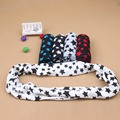 Soft Kids Baby Girl Boy Snood Scarf Neckerchief Winter Stars Print Scarves Ring
