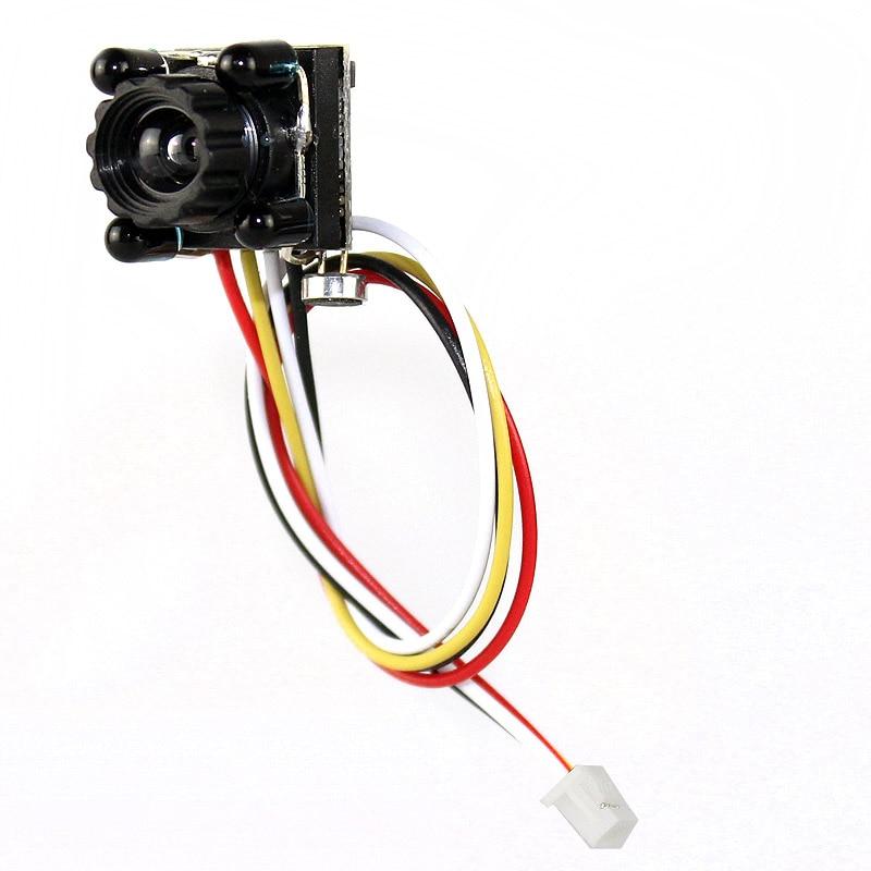 SMTKEY 4pcs iR LED DIY CCTV Mini Camera 600TVL CMOS Camera with MicSMTKEY 4pcs iR LED DIY CCTV Mini Camera 600TVL CMOS Camera with Mic