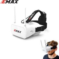 Emax 5.8G okulary FPV Tinyhawk okulary gogle dla Emax Tinyhawk S FPV wyścigi Drone / Tinyhawk RC Drone