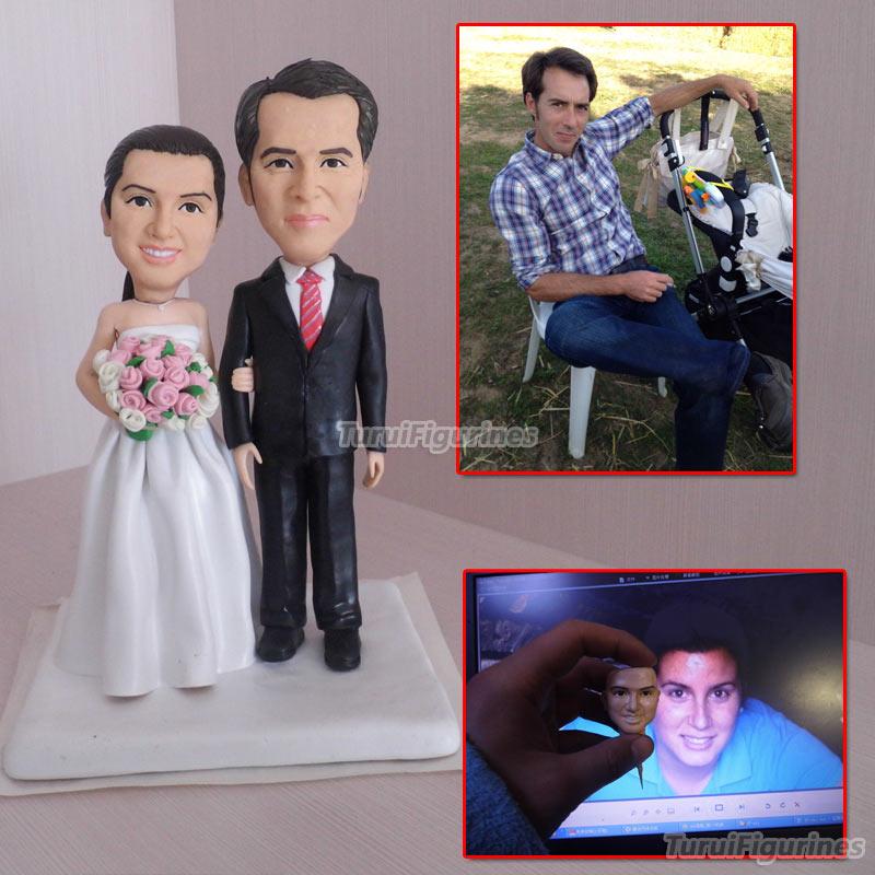 OOAK кукла из полимерной глины Скульптура Подарок для teater друг парень, девушка специальные подарки миниатюрная Кукла mini me mini себя