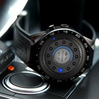 Bluetooth Smart Watch KW88 MTK6580 - IOS & Android 1