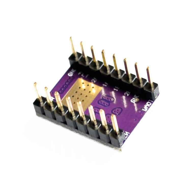 StepStick DRV8825 Stepper Driver Pololu Reprap 4 strati PCB Sanguinololu RAMPE