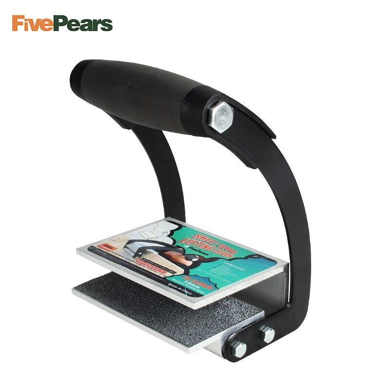 FivePears Ручная легкая фанерная захватная панель, переноска, удобная ручка, панель подъемника, переноска, аксессуары для домашней мебели