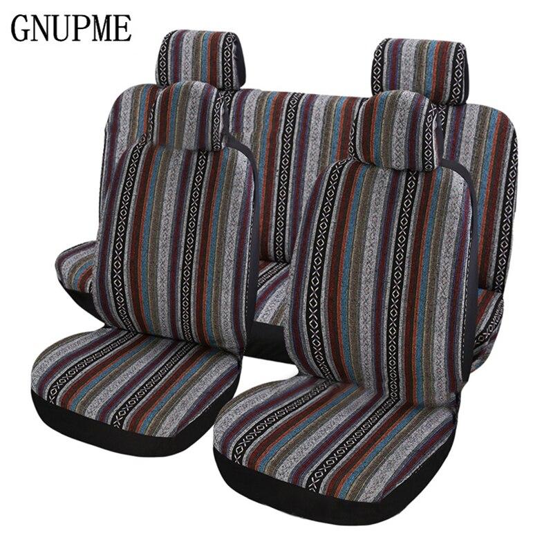 9pcs/ Set Car Seat C