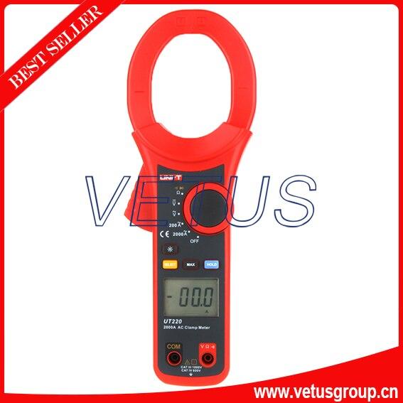 UT220 2000A AC Clamp Meter