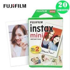 Image 5 - Fujifilm Instax Mini Film 10 20 30 40 50 60 80 100 Sheets 3 inch For mini 9 Polaroid FUJI Instant Camera Photo Mini 9 8 7s 70 90