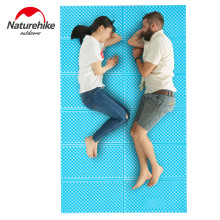 Naturehike Moistureproof Camping Mattress Picnic Mat 2 Person Folding Egg Slot Outdoor Tent Beach Mat Sleeping Pad Yoga Mat