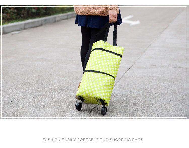 saco de alta capacidade de compras organizador