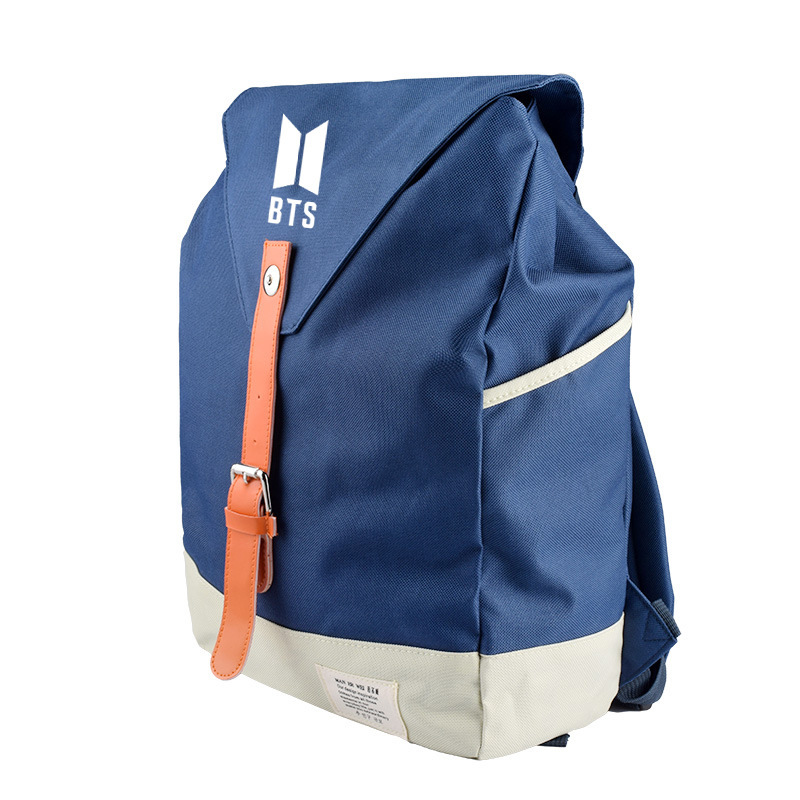 Helpful 2018 New Exo Han Fan Fashion Men And Women Student Backpack And Leisure Backpack Backpacks Men's Bags