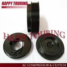 Buy hyundai nf sonata and get free shipping on aliexpress happy touring vs18 car ac compressor clutch for hyundai nf sonatasanta fe 22 diesel fandeluxe Choice Image
