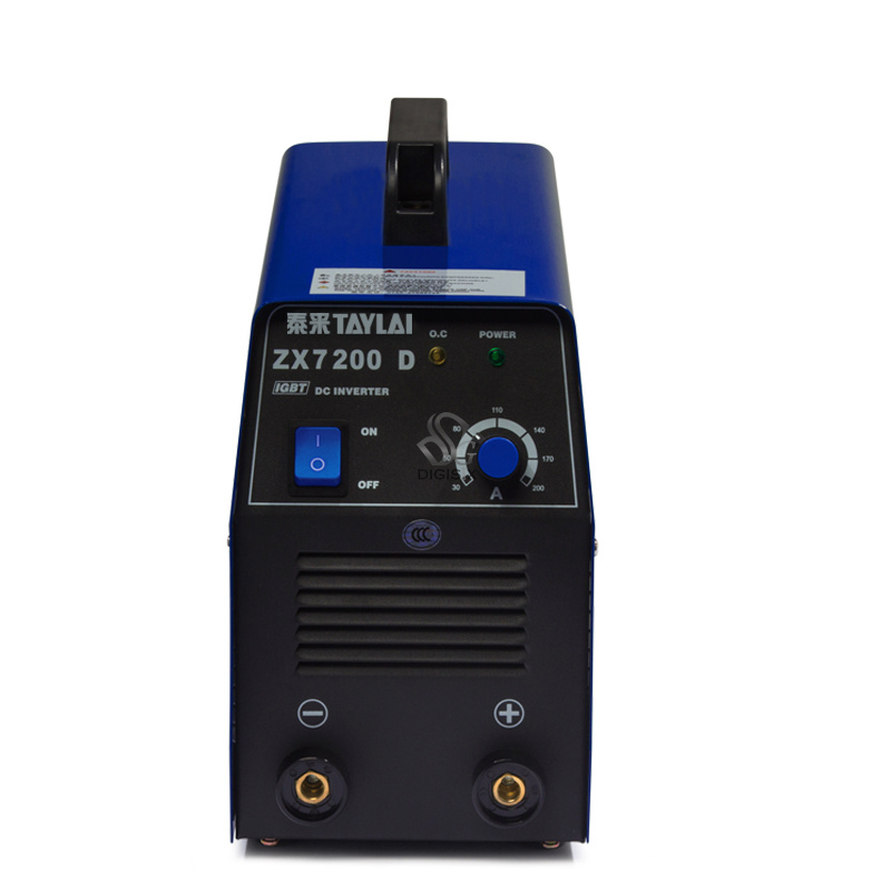 ZX7200D 220V electric welding machine small household copper household electric welder 220V portable bag mail usa viscosity cup 4 12mm aperture aluminium alloy ford cup 4 viscosity measurement