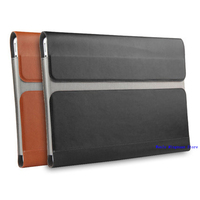 PU Leather Sleeve Cover For Xiaomi Mi pro 15.6 Notebook Air 13.3/12.5 Inch Protective Skin Laptop Bag Case Pouch Gift