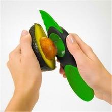 Guacamole Avocado Slicer Powerful Grips Avocado Tool Professional 3-in-1