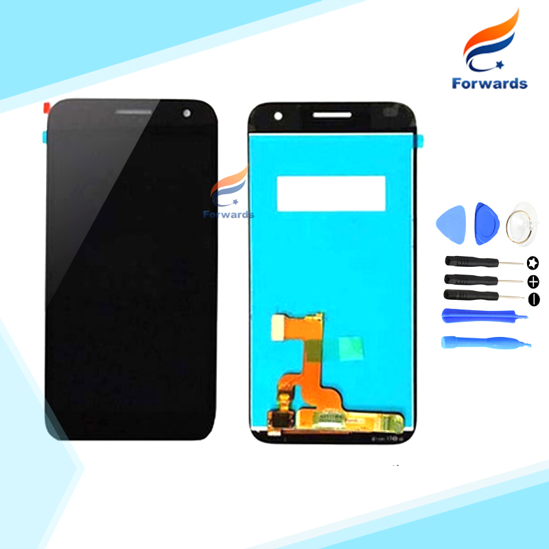 100% New Tested for Huawei Ascend G7 LCD Screen Display with Touch Digitizer + Tools assembly Black&White 1 piece free shipping насадка универсальная пильная 150 мм для carver 45 52 нмз нуп 5